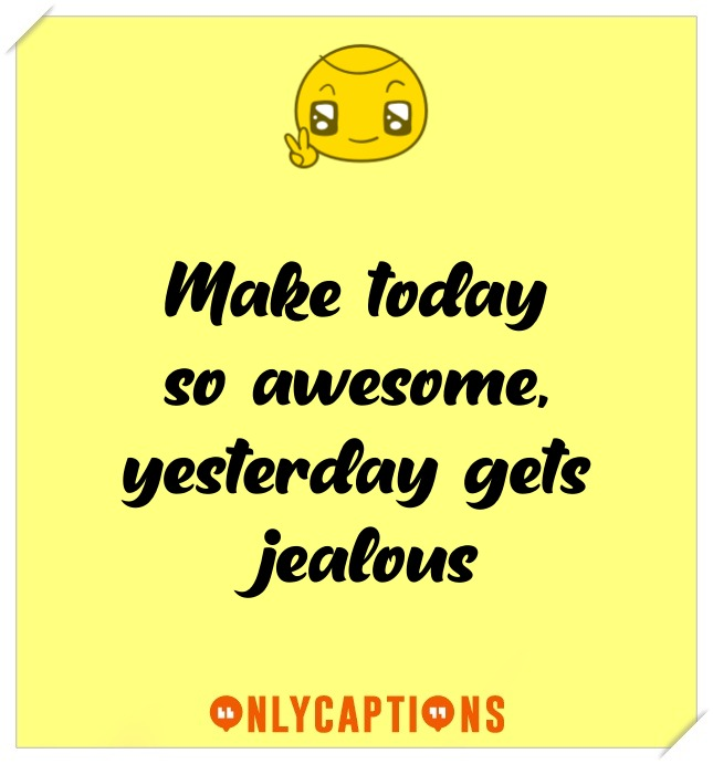 Positive Attitude Captions for Instagram (2021)